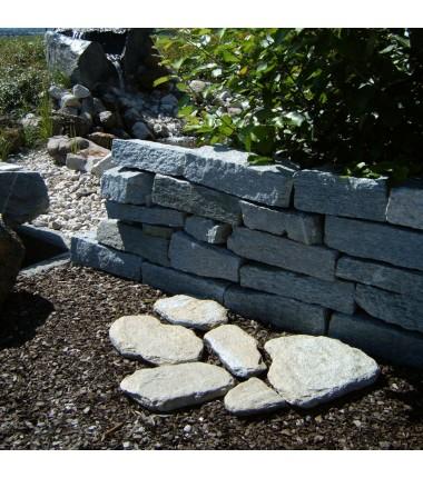 Mauersteine Tauern Gneis