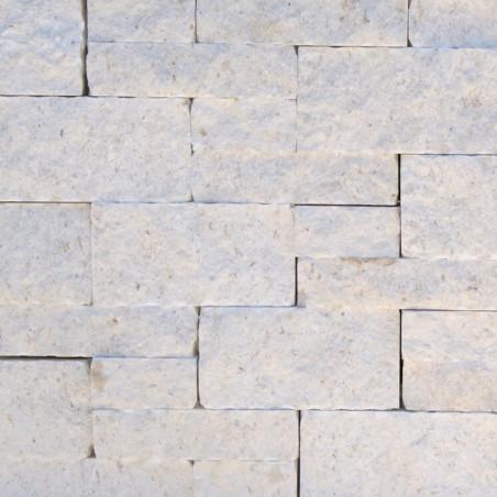 Mauersteine Mediterraner Muschelkalkstein